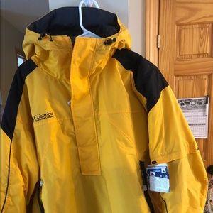 Columbia Pullover Ski Jacket